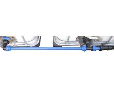 regenwassertechnik pfeifer tankverbindung 32 mm pe nebeneinander hahn gardena. Black Bedroom Furniture Sets. Home Design Ideas